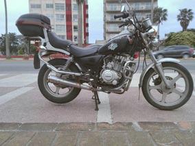 Vendo Moto 125 Cc Yasuki Ur 125 Z 2010 Buen Estado