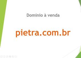 Domínio Pietra.com.br