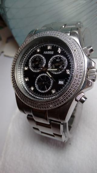 Relógio Suíço Harris - Cronógrafo