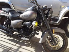 Moto Um Renegado Commando
