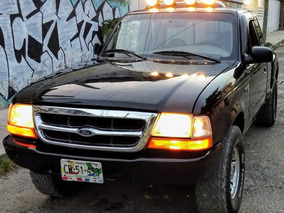 Ford Ranger Xlt Super Cab Caja California Mt 1998