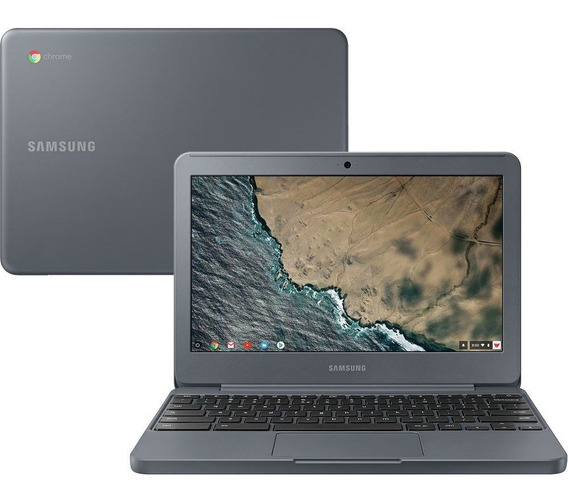 Chromebook Samsung Ad2br Intel Celeron 4gb 16gb 11,6 Led Hd