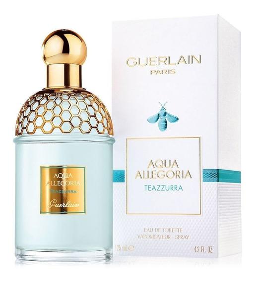 Perfume Aqua Allegoria Teazzurra Guerlain Edt 125 Ml Original