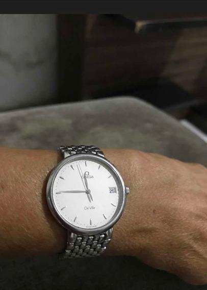 Relógio De Ville Original Unise Unico Dono