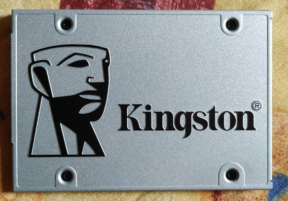 Hd Ssd Kingston 2.5 480gb Sata Iii Suv400s37/480g