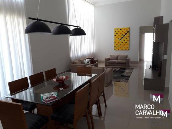 04 Suites, Area Gourmet, Piscina, Imóvel Alto Padrão,condominio Portal Da Serra, Marilia Sp - Ch0016
