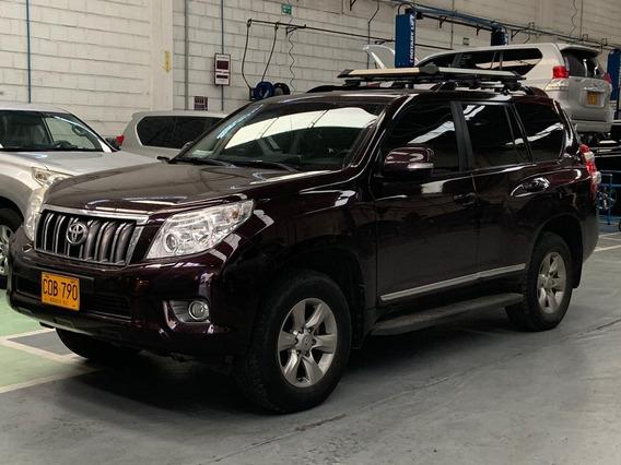 Toyota Prado 2011 Blindada Nivel Iii Como Nueva