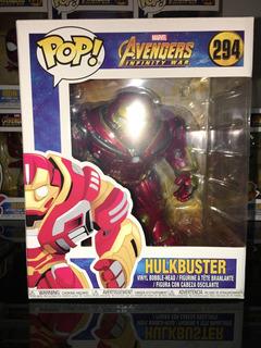 Funko Pop Hulkbuster #294 - Avengers: Infinity War Mint
