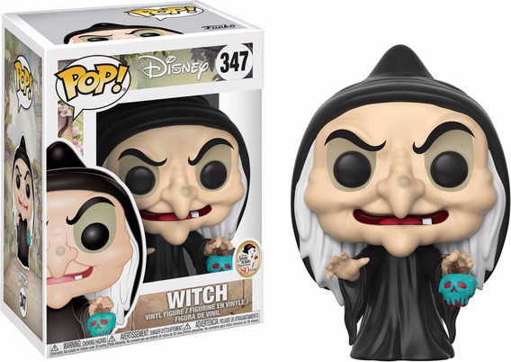 Funko Pop Branca De Neve Bruxa Old Witch #347