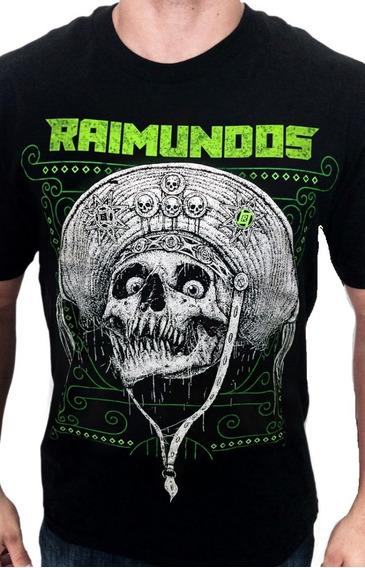 Camiseta Raimundos E1165 Consulado Do Rock Camisa Banda