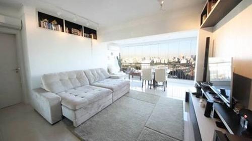Imagem 1 de 15 de Apartamento Moderno De 77 M², 2 Quartos E 1 Vaga À Venda Em Pinheiros - Ap21021