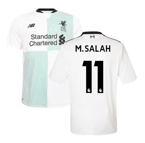 Camiseta Liverpool New Balance # 11 Salah