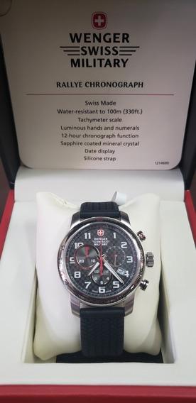 Relógio Wenger Swiss Military Masculino79317c Original