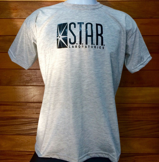 Camiseta Blusa Masculina Feminina Star Laboratories Promoção