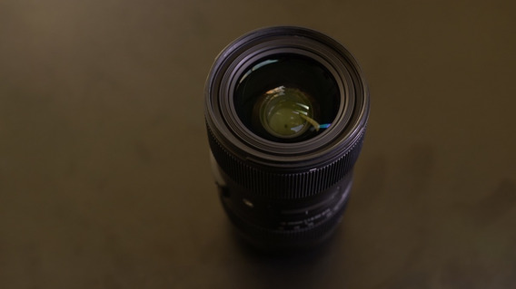 Lente Sigma 18-35mm Art F/1.8 Para Canon