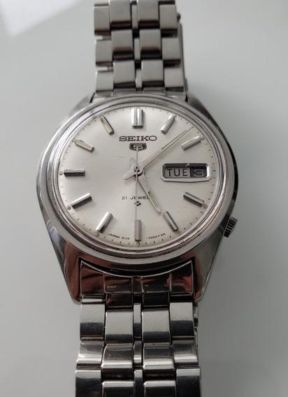 Relógio Antigo Seiko 6119