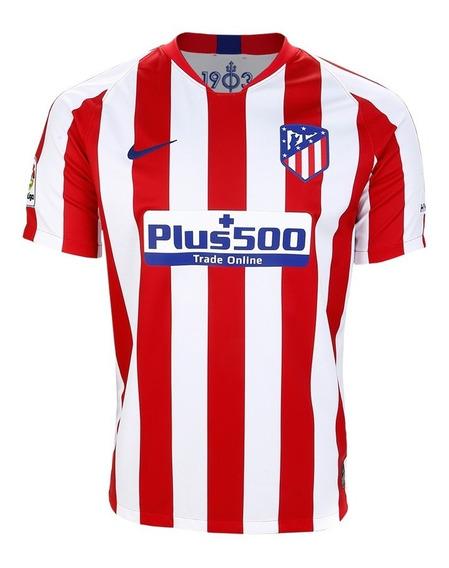 Camisa Atlético De Madrid 19/20 Oficial - Promoção
