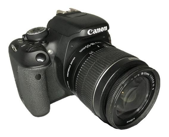 Kit Camera Canon T3i + Lente/flash/tripé - Perfeito Estado