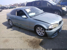 2002 Bmw 330ci Coupe 3.0 At, Solo Partes