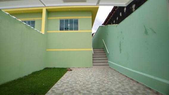 Casa Com 2 Quartos À Venda, 60 M² Por R$ 245.000 - Parque Residencial Scaffid Ii - Itaquaquecetuba/sp - Ca0079