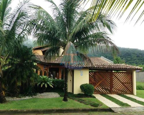 Imagem 1 de 15 de Casa Para Venda Em Caraguatatuba, Mar Verde Ii, 4 Dormitórios, 1 Suíte, 2 Banheiros, 4 Vagas - 1450_2-1214334