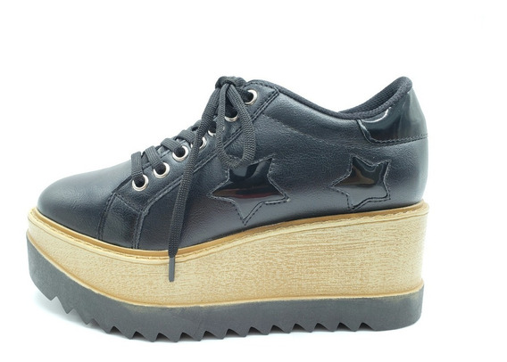 Zapatilla Plataforma Zapatos Mujer Savage 2019 Art Fs 50 Eco