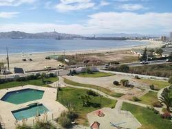Arriendo Departamento En Playa La Herradura ( De Marzo A Diciembre )