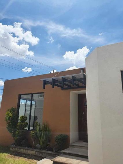 Renta Casa 3 Recámaras Con Jardín En Tlaxcala