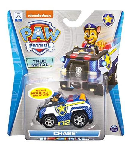 Paw Patrol Tracker Die-cast Car 1.55 Scale