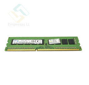 Memoria Servidor Dell Hp Ibm 8gb Ecc Reg - Pc3l-12800e