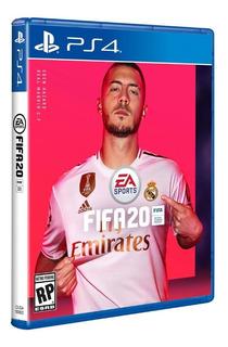 Fifa 20 Ps4 Playstation 4 Fisico Nuevo Sellado Ea Sports