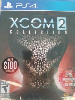 Xcom 2 Collection Ps4 Nuevo Sellado Delivery Stock Ya