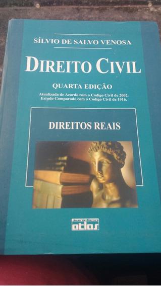 Livro Direito Civil - Silvio De Salvo Venosa