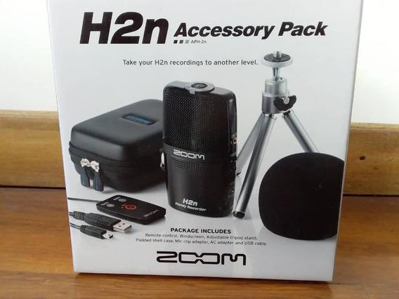 Grabador Profesional Portátil Zoom H2n (250v)