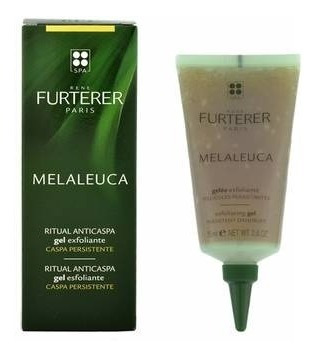 Rene Furterer Melaleuca Gel Exfoliante X 75 Ml Anti Caspa