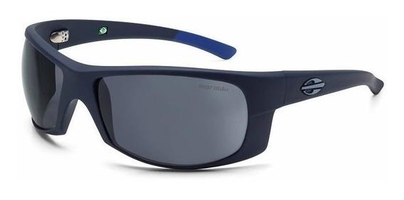 Oculos Sol Mormaii Acqua 287ada01 Azul Emborrachado Lt Cinz