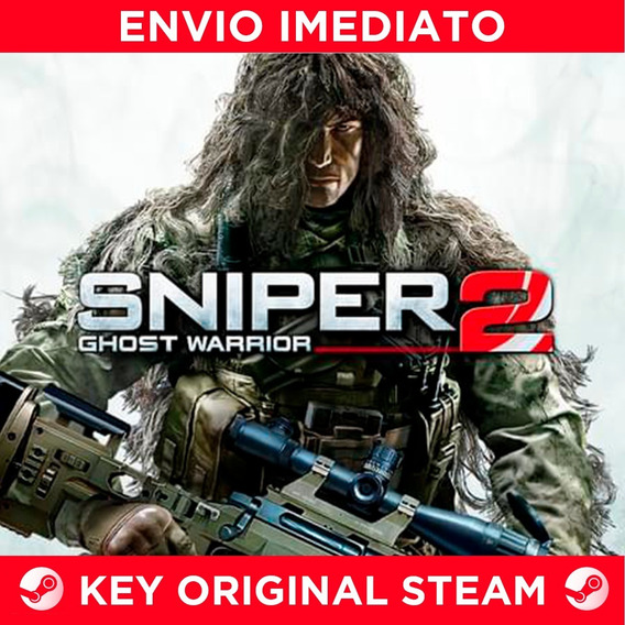 Sniper Ghost Warrior 2 - Steam Key Original - Pc