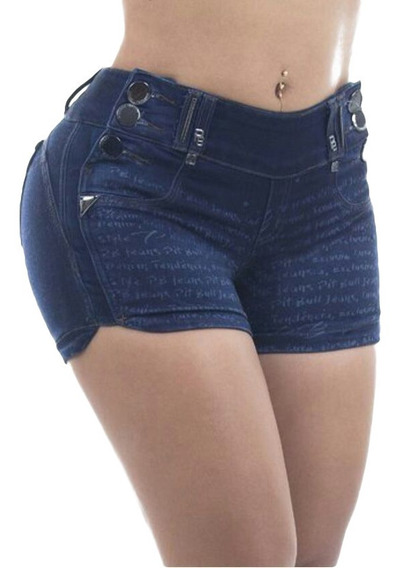 Short Pit Bull Pitbull Jeans Original!