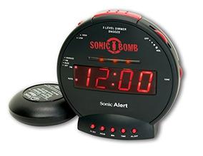 92c1e7ed59ba Relogio De Mesa Despertador Bomba - Relojes en Mercado Libre México