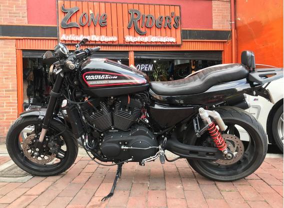 Harley-davidson Sportster Xr1200x 2010 Exelente Estado Acces