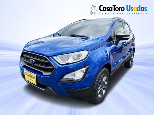 Ford Ecosport Freestyle At 4x4 2020 2000cc