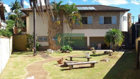 Casa De Alto Padrão, Vila Santista - Área Total 1.860 M² - V151