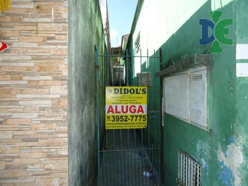 Imagem 1 de 27 de Casa Com 1 Dormitório, 54 M² - Venda Por R$ 150.000,00 Ou Aluguel Por R$ 600,00/mês - Parque Imperial - Jacareí/sp - Ca0765