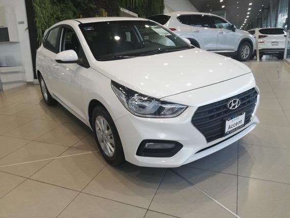 Hyundai Accent Hb Gl Mid 2019 Automático.