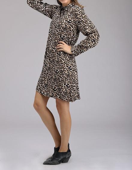 Vestido Emelda Animal Print-brandel