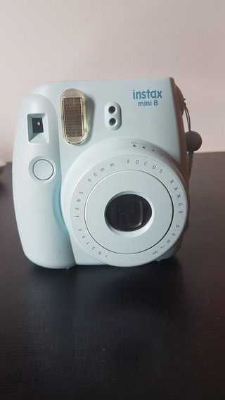 Camera Instantânea Instax Mini 8 Da Fujifilm