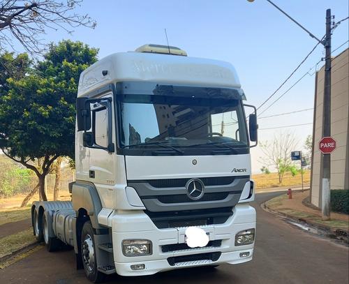 Imagem 1 de 7 de Mercedes Benz  Axor 2544 6x2