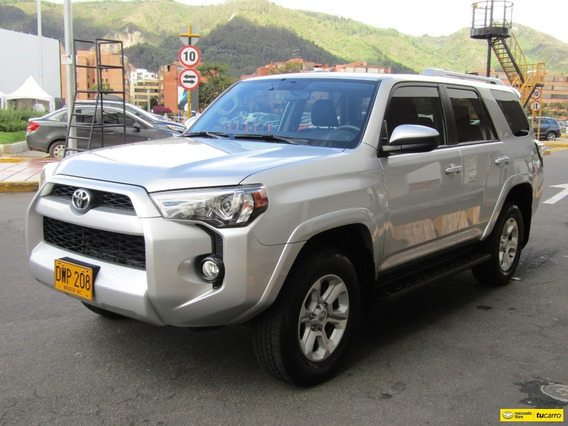 Toyota 4runner Sr5 At 4000cc Aa 7ab