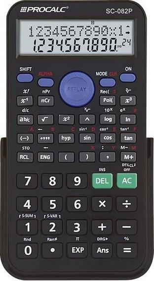 Calculadora Cientifica Sc82p Procalc