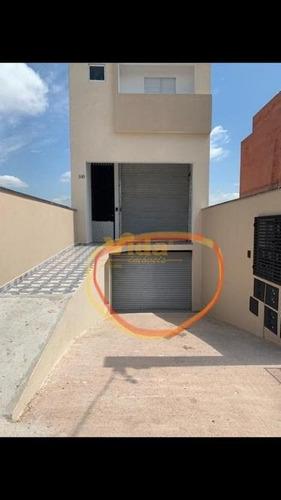 Imagem 1 de 7 de Salão Comercial Em Vila Do Conde  -  Barueri - 44937